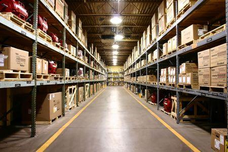 Warehousing first capitol courier local freight network